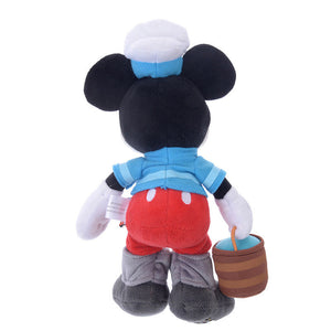 Disney Store Japan 90th 1938 Mickey The Whalers Plush New with Tags