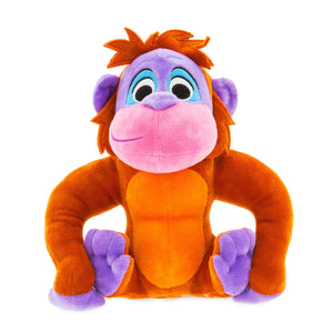 Disney Furrytale The Jungle Book King Louie Small Plush New with Tags