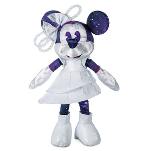 Disney Minnie Mouse The Main Attraction Plush Space Mountain New with Tags