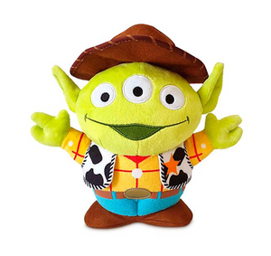 Disney Toy Story Alien Pixar Remix Plush Woody Limited New with Tag