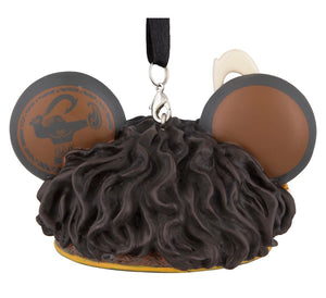 Disney Parks Moana Maui Hook Ear Hat Christmas Ornament New With Tag