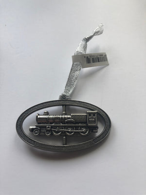 Universal Studios Harry Potter Hogwarts Express Spinning Ornament New with Tags