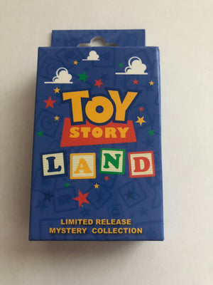 Disney Parks Toy Story Land Limited Mystery Collection 2 Randomly Pin New Box