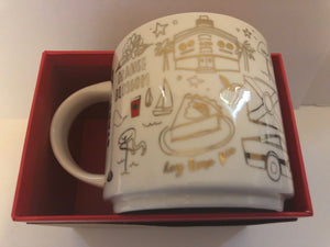 Starbucks Been There Series Holiday Florida Limited Coffee Mug New with Box