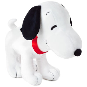 Hallmark Peanuts 9.5 inc Snoopy Standing Plush New with Tag