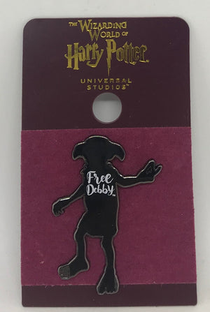Universal Studios Wizarding World Of Harry Potter Free Dobby Pin New
