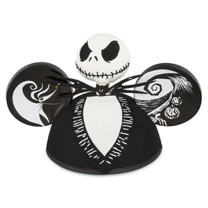 Disney Jack Skellington The Nightmare Before Christmas Ear Hat New with Tags