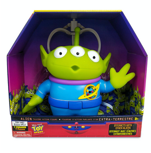 Disney Toy Story Alien Interactive Talking Action Figure New with Box