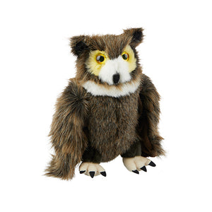 Universal Studios Harry Potter Great Horned Owl Plush New with Tags