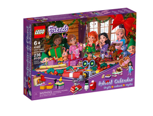 Lego 41420 Friends Christmas Advent Calendar Set New with Sealed Box