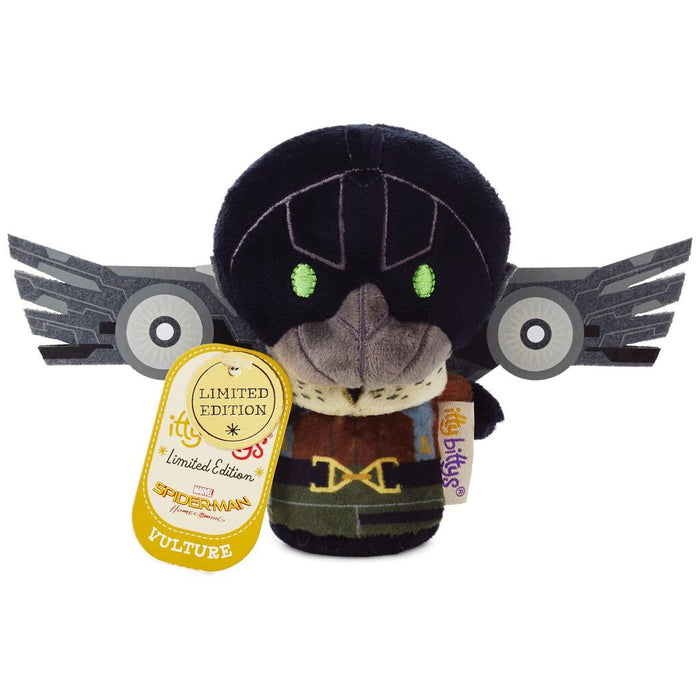 Hallmark Spider-Man: Homecoming Vulture Limited Itty Bittys Plush New with Tag