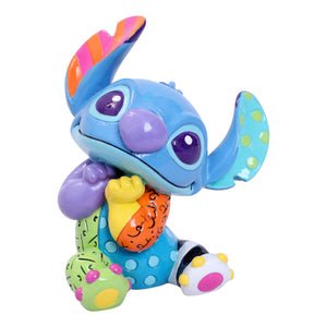 Disney Britto Mini Stitch Figurine New with Box