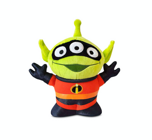 Disney Toy Story Alien Pixar Remix Plush The Incredibles Limited New with Tag