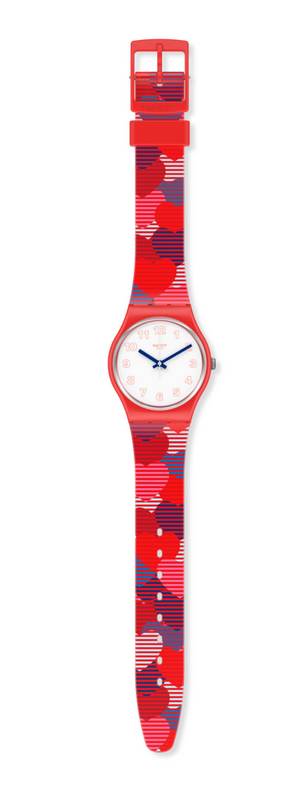 Swatch 2020 Valentine Heart Lots Watch New with Box