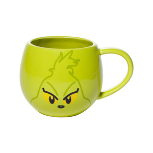 Department 56 Pop Grinch Decal Coffee Mug New with Box