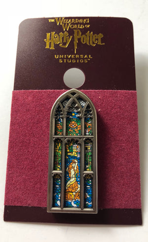 Universal Studios Harry Potter Mermaid Window Pin New with Card
