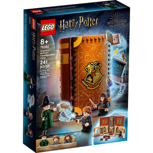 Lego 76382 Harry Potter Hogwarts Moment: Transfiguration Class New Sealed
