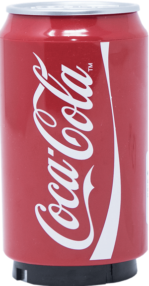 Authentic Coca Cola Coke Can Shaped Pop Top Opener New