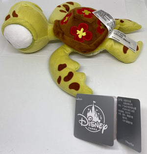 "Disney Parks Finding Nemo Shny Squirt 9"" Plush New With Tags"