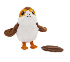 Disney Star Wars Porg Mini Magnetic Shoulder Plush New with Tags