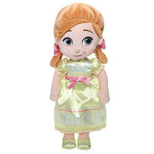 Disney Animators' Collection Anna Plush Doll Small 12'' Frozen 2 New with Tags