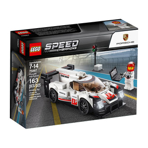 Lego 75887 Porsche 919 Hybrid Speed Champions New with Box