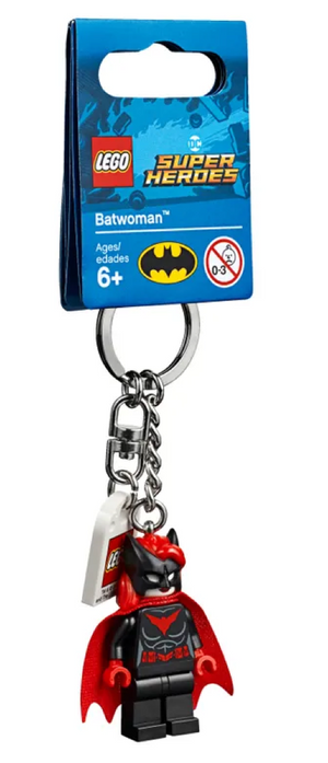 Lego 853953 DC Comics™ Super Heroes Batwoman™ Key Chain New with Tag