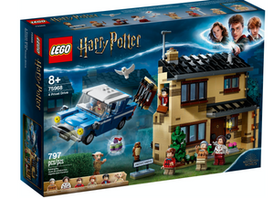 Lego 75968 Harry Potter 4 Privet Drive Set New with Sealed Box