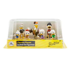 Disney DuckTales Figure Play Set Cake Topper New with Box