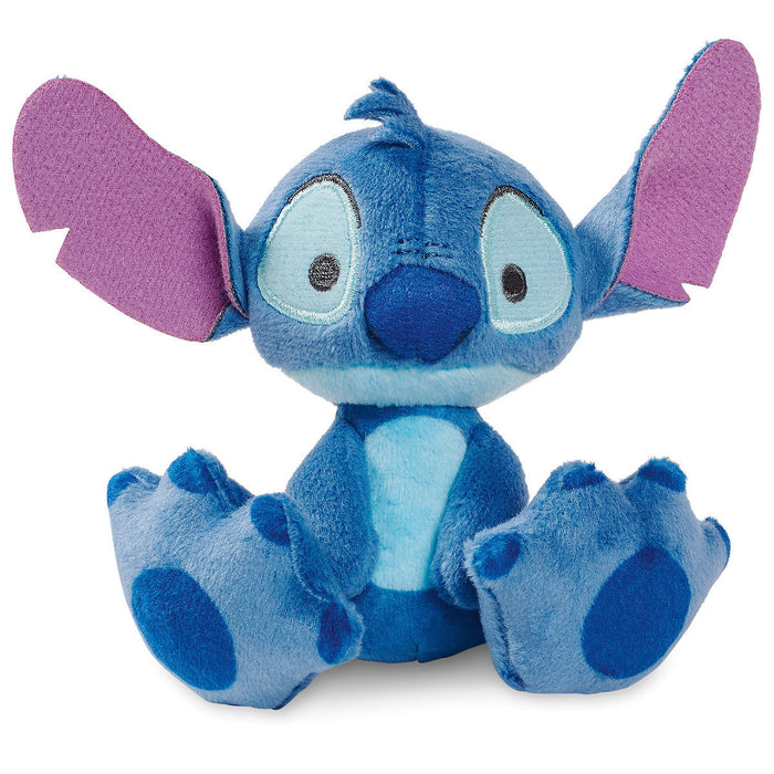 Disney Stitch Tiny Big Feet Plush Micro New With Tags