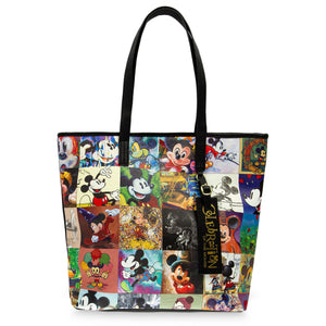 Disney Parks Mickey Mouse Celebration of the Mouse Tote Bag New with Tag