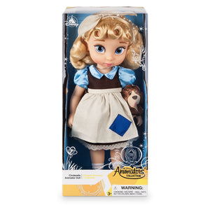 Disney 2019 Animators' Collection Cinderella with Bruno Doll New with Box