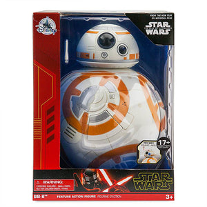Disney Star Wars The Last Jedi BB-8 Talking Action Figure New with Box