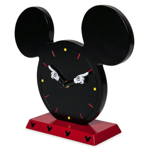 Disney Parks I Am Mickey Mouse Tabletop Clock New with Box