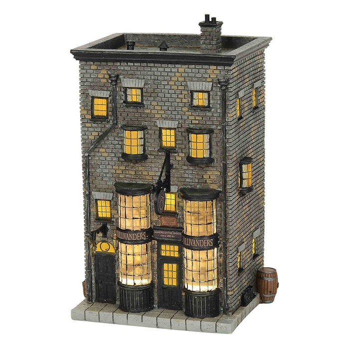 Department 56 Harry Potter Village Ollivanders Wand Shop Figurine New with Box