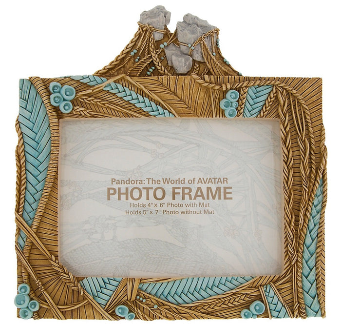 Disney Pandora the World of Avatar Resin Picture Photo Frame New