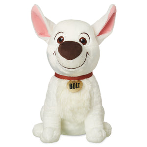 Disney Bolt Plush Large New with Tags