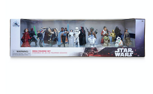 Disney Star Wars Mega Figure Set New with Box