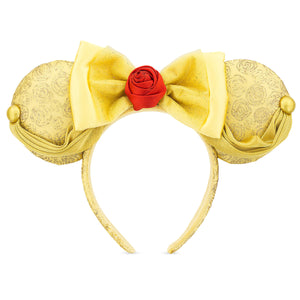 Disney Parks Belle Ear Headband One Size New with Tags