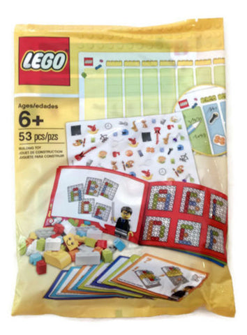 Lego 5004933 Learn Through Fun Set New Factory Sealed