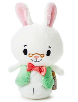 Hallmark Easter Itty Bittys Easter Bunny Talking Plush New Tag