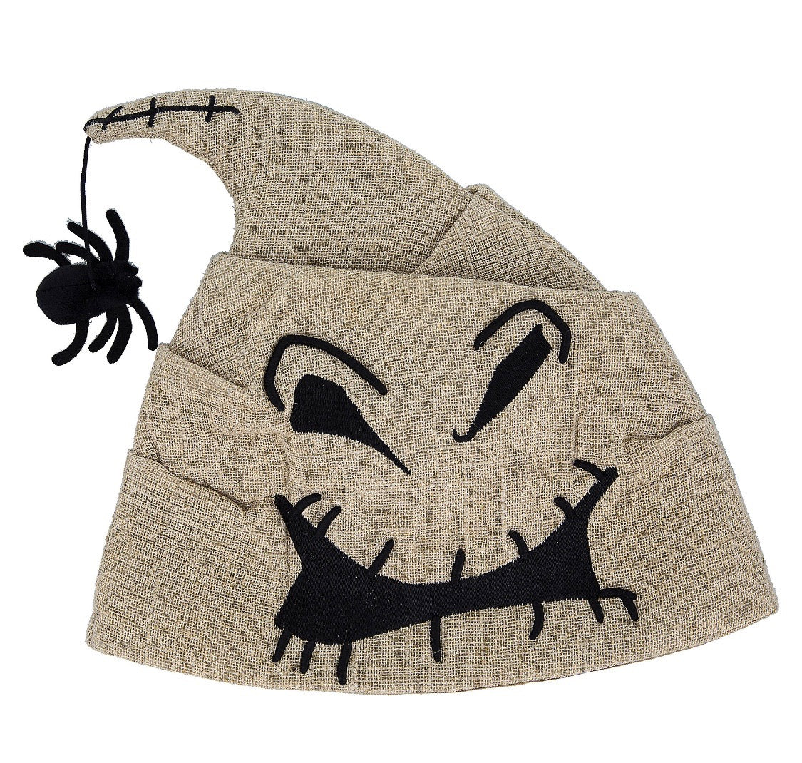 47cad890564 Disney The Nightmare Before Christmas Oogie Boogie Novelty Hat New with Tags