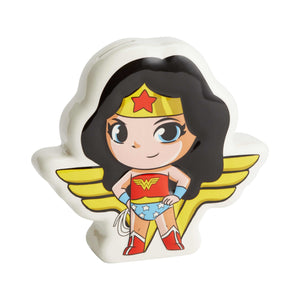 DC Comics Superfriends Wonder Woman Coin Bank New with Box