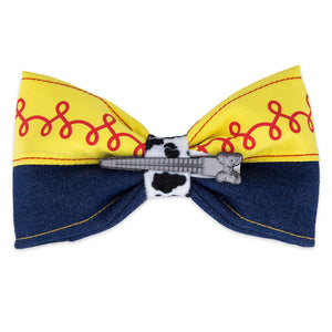 Disney Parks Toy Story Jessie Bow Swap Your Bow New with Tags