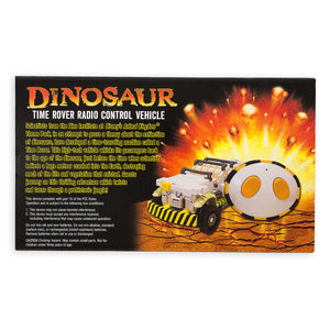 Disney Parks Dinosaur Time Rover Radio Control Vehicle New with Box