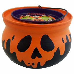 Disney Cocoa Mix Mickey And Pals Halloween Hot Chocolate Mix Cauldron New