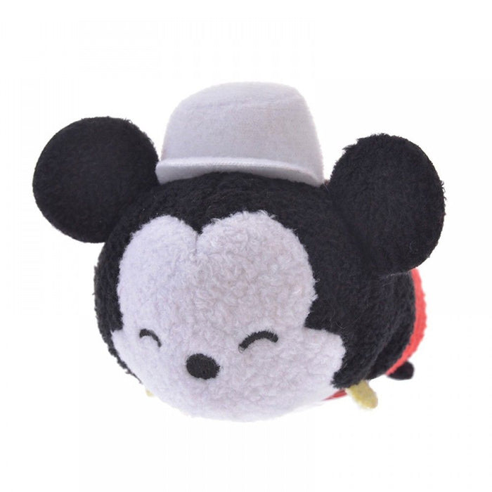 Disney Store Japan 90th Mickey Polo Team Mini Tsum Plush New with Tags