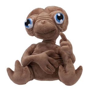 "Universal Studios Extra Terrestrial E.T. Cutie 10"" Plush Toy New with Tags"