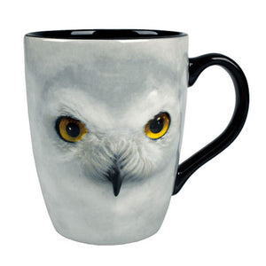 Universal Studios Wizarding World of Harry Hedwig Ceramic Coffee Mug New