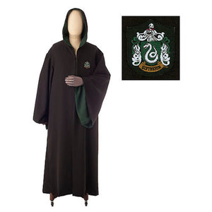Universal Studios Wizarding World Harry Potter Slytherin Robe New XL with Tags